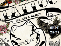 Tattoo: Ink, Art, and Object Workshop