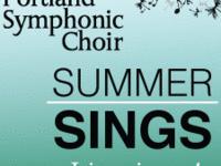 Summer Sings