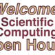Open House TODAY from 11 AM to 2 PM. 4th Floor Dirac Science Library. See you there!