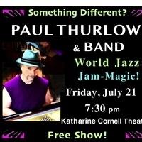 Paul Thurlow World Jazz Piano & Band