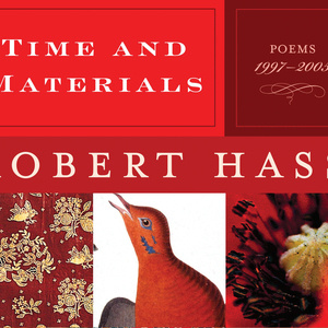 Living Writers Series:  Robert Hass reading
