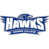 Harper College Men's Basketball at  Rock Valley College