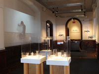 Glass Departmental Exhibition