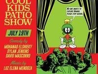 The Cool Kids Patio Show featuring Mohanad Elshieky, Dylan Jenkins and David Mascorro