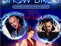 The Show Bros - A Variety Show with Comedy, Magic and Illusions