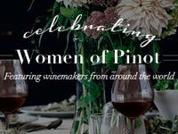 Women of Pinot Dinner