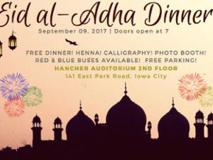 EID al-Adha Dinner