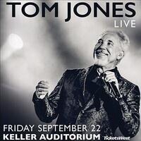Tom Jones Live!
