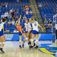 Delaware Volleyball vs. Miami FL - 2:30 PM ET