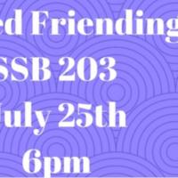 Pride Student Union Speed Friending
