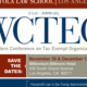 Western Conference on Tax Exempt Organizations