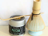 Ceremonial Grade Matcha Whisking and Tasting