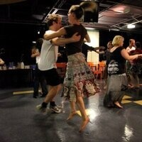 Contra Dance with live folk music