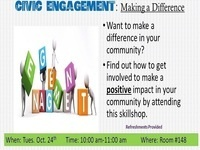 Civic Engagement: Making a Difference