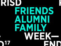 RISD Weekend 2017