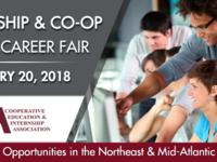 Northeast & Mid-Atlantic Virtual Career Fair for Internships & Co-ops