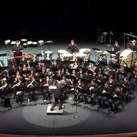 "FAU Wind Ensemble presents ""Winds of Love and War"""