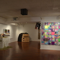 Fall Bachelor of Fine Arts Exhibition Opening Reception