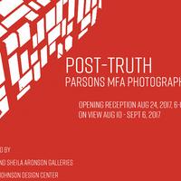 MFA Photo Thesis Screening: Christian Padron's Veil, 2017