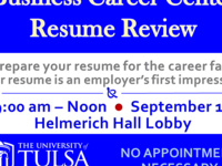BCC Walk Up Resume Review