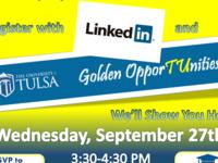 Help Session for Golden OpporTUnities & LinkedIn