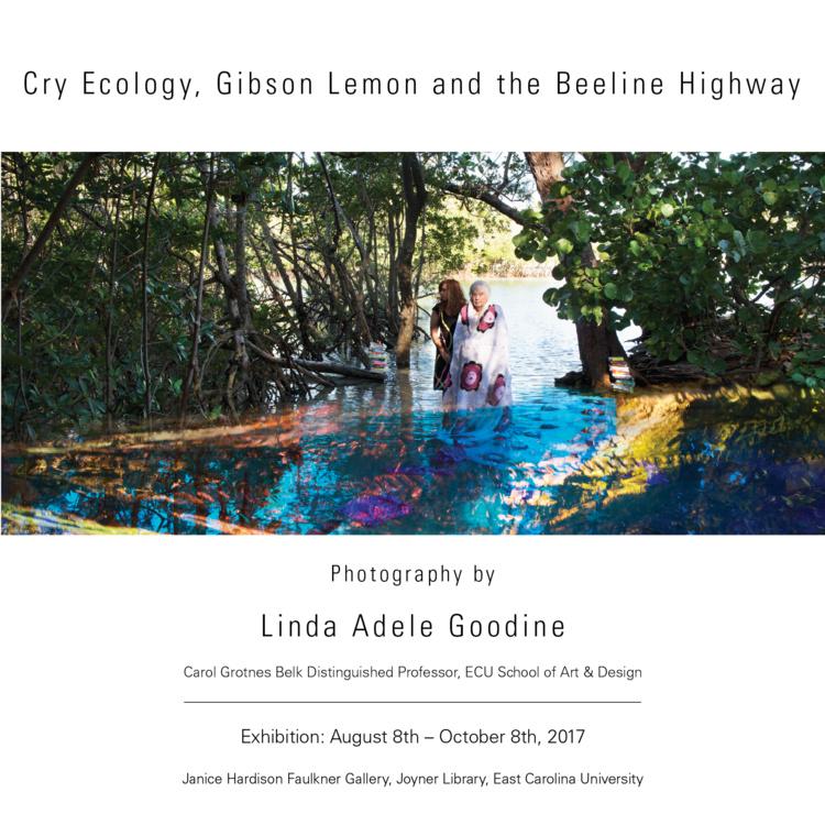 Cry Ecology, Gibson Lemon and the Beeline Highway