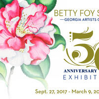 Georgia Artists Collection 50th Anniversary Exhibition