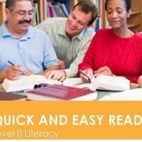 ESL Level 2- Beginning- Reading Quick and Easy Reading (Listening )