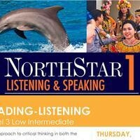 ESL Class Level 3 Low Intermediate Reading/Listening Northstar Book 1