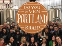 "Brewvana's ""Do You Even Portland, Brah?"" Tour"
