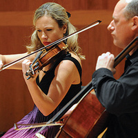 Music eX Series: Brittany MacWilliams, violin, Paul York, cello, & Lee Luvisi, piano