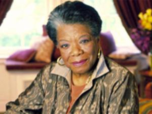 Maya Angelou To Speak