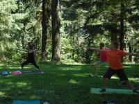 Mount Tabor Yoga Hike