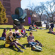 Residence Halls open for new international students