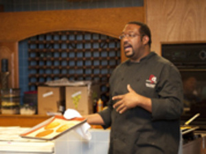 Dana Herbert Cooking Demonstration