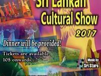 Sri Lankan Cultural Show 2017