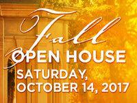 Fall 2017 University Open House