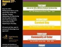 CDE Week of Welcome: Ice Cream Social