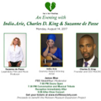 An Evening with India.Arie, Charles D. King & Suzanne de Passe