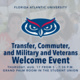 Transfer, Commuter, and Military/Veterans Check-In
