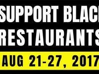 Support Black-Owned Restaurants Week