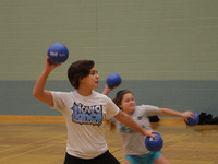 Intramural Dodgeball Registration