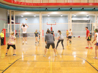 Intramural Volleyball Registration