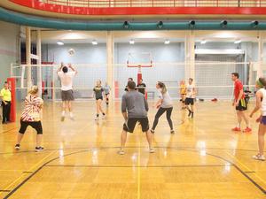 Intramural Volleyball Registration