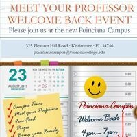 Welcome & Meet Your Professor