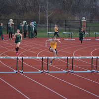 (Outdoor Track and Field) Alan Connie Shamrock Invitational-Myrtle Beach, S.C.