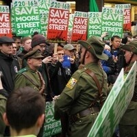 #SaveMooreStreet: Heritage Activism and Historical Consciousness in Dublin 2016