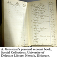 "Library Exhibition ""Credits and Debits: Viewing History through Account Books and Ledgers"""