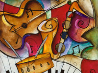 Pop Jazz Fusion Ensemble in Concert