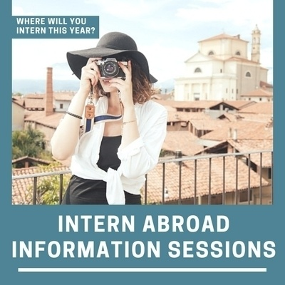 Intern Abroad Information Session